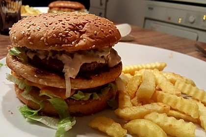 Big Mac Soße
