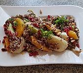 Quinoa-Salat mit Fenchel und Orangen (Bild)