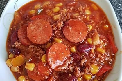 Chili Con Carne Mit Cabanossi Von Hoffes73 Chefkoch