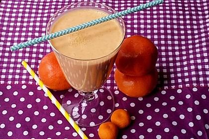 Mandarinen-Orangen-Smoothie 3