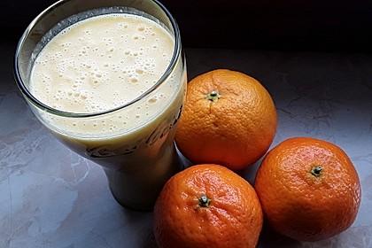 Mandarinen-Orangen-Smoothie 1
