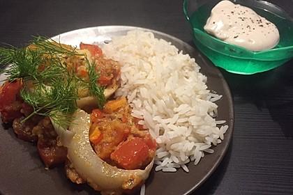 Fenchelgemüse mit Tomaten-Knoblauch-Kruste 3