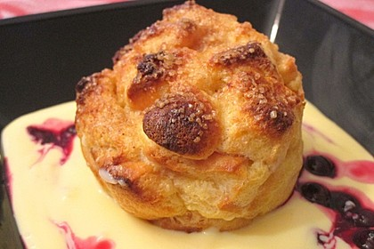 Brioche-and-Butter-Pudding mit Zimtkruste 2