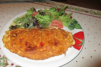 Low Carb Omelett 1