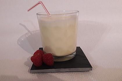 Vanille-Shake (Bild)