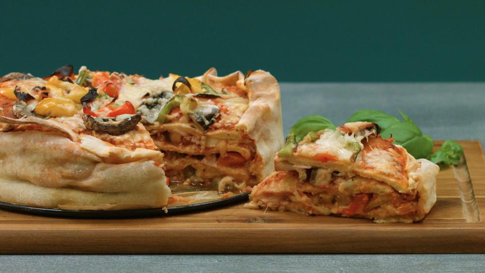 Pizza Torte Von Chefkoch Video Chefkoch De