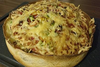 Pizza-Torte 1