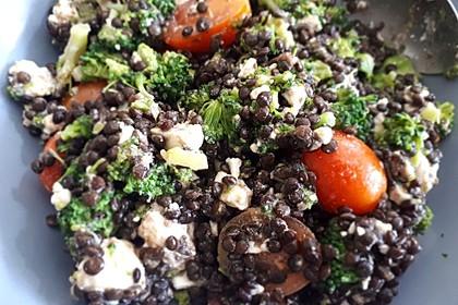 Linsen-Brokkoli-Salat 1
