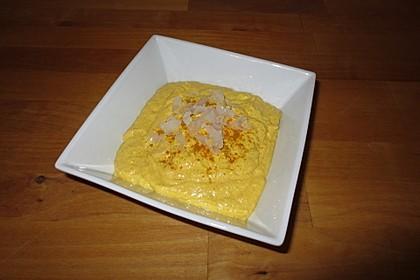 Fonduesauce Curry-Mayo