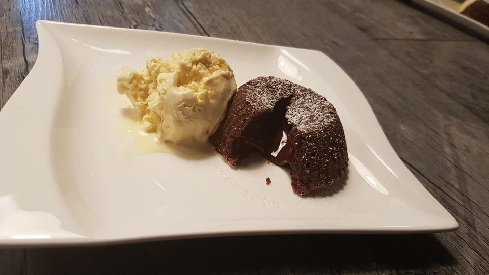 Chocolate Lava Cake Von Itsdeno Chefkoch De