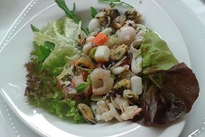 Toskanischer Meeresfrüchtesalat 1