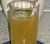 Apfel-Zitronen-Limonade (Bild)