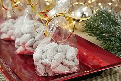 Schokomandeln wie vom Weihnachtsmarkt