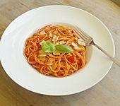 One-Pot-Pasta Napoli (Bild)