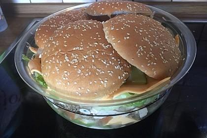 Eckies Big Mac Salat