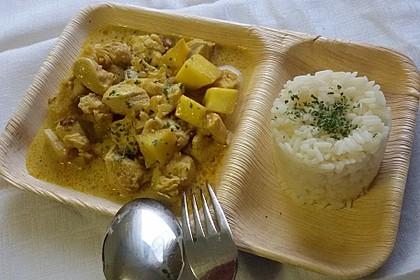 Indisches Chicken-Mango-Curry 6