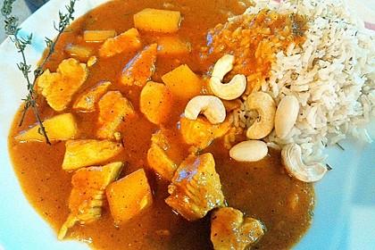 Indisches Chicken-Mango-Curry 7