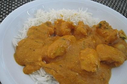 Indisches Chicken-Mango-Curry 5