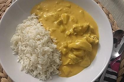 Indisches Chicken-Mango-Curry 8