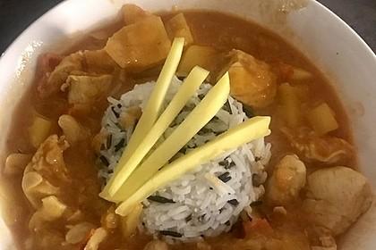 Indisches Chicken-Mango-Curry 4