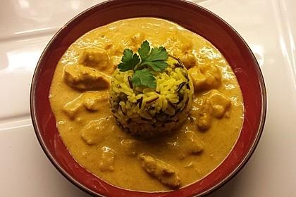 Indisches Chicken-Mango-Curry 2