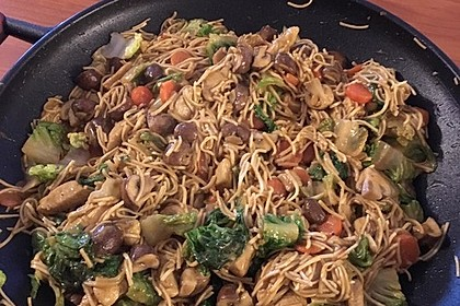 Knackiges Hähnchen-Curry (Bild)