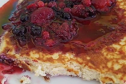 Low carb Frühstücks-Pancakes 2