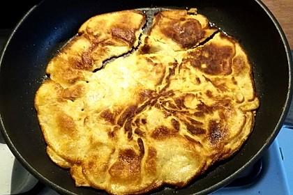 Low carb Frühstücks-Pancakes