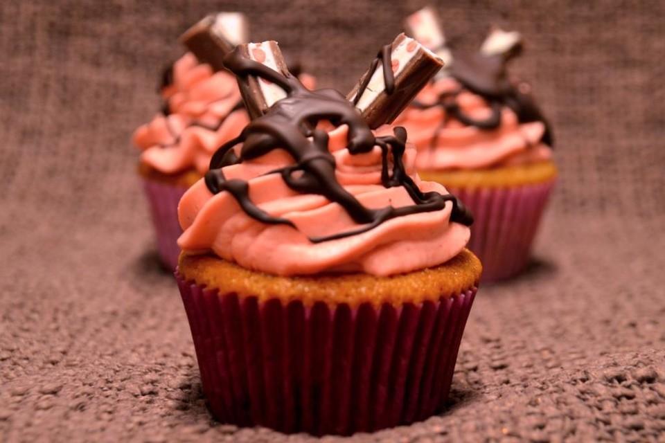 Yogurette Cupcakes Von Vroni Backt Chefkoch De