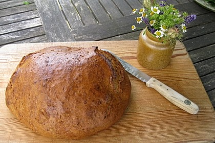 Schwäbisches Genetztes (Brot) (Bild)