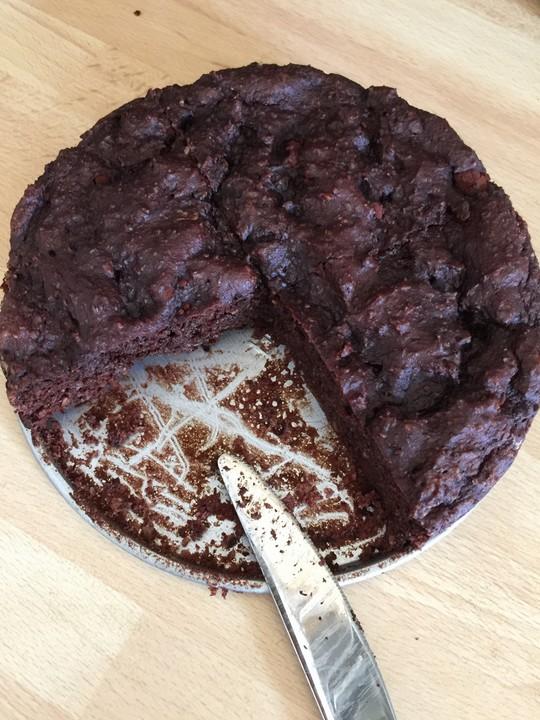 Low Carb Brownies Ein Schones Rezept Chefkoch De
