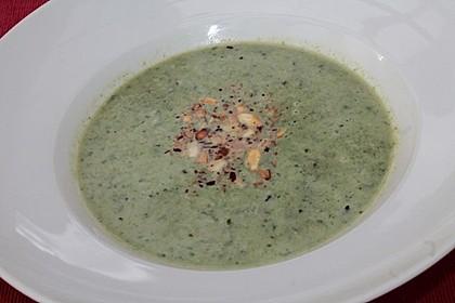 Salatherzen-Suppe