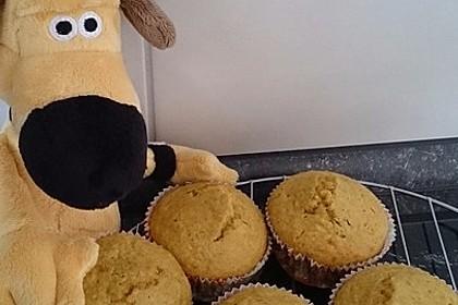 Kurkuma Ingwer Muffins 1