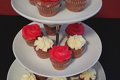 Triple-Chocolate Mini-Cupcakes