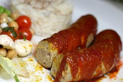 Die perfekte Currywurst 1