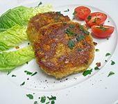 Gemüse-Grünkern-Bratlinge (Bild)