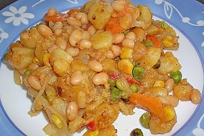 Mexikanische Kartoffelpfanne 1