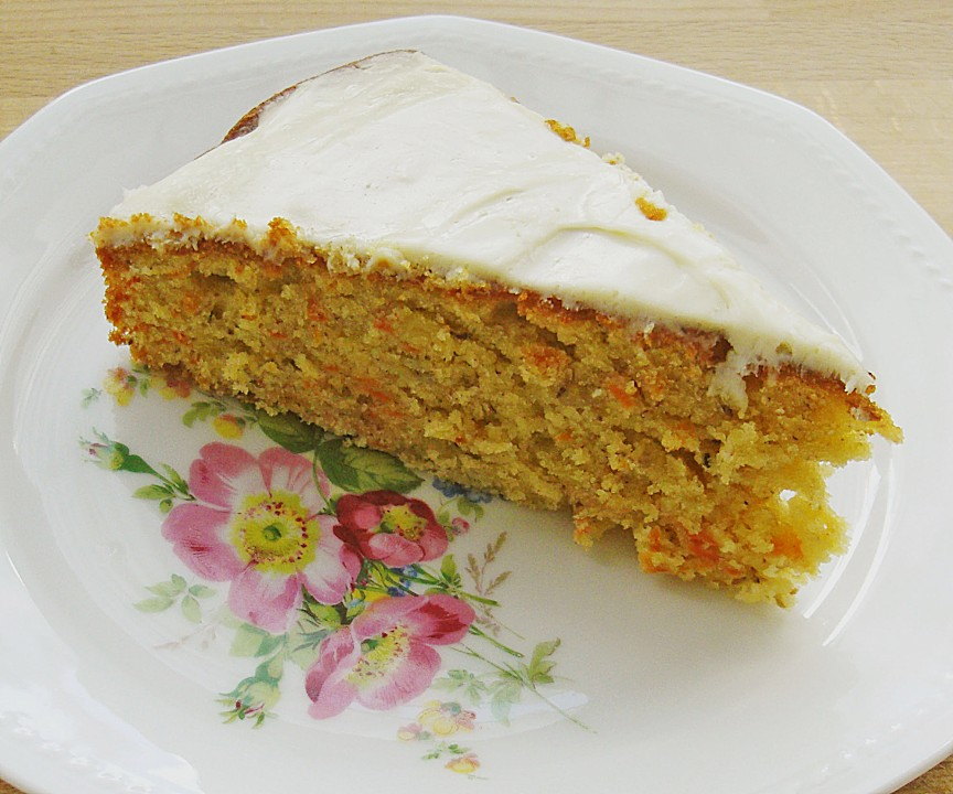 Carrot Cake Von Heikea Chefkoch De