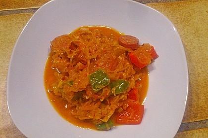 Sauerkraut - Paprika Suppe 16
