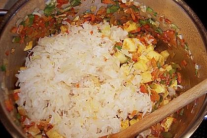 Sauerkraut - Paprika Suppe 20