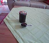 Holunder - Zwetschgen Marmelade (Bild)