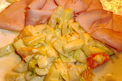 Fenchel - Geflügelsalat (Bild)