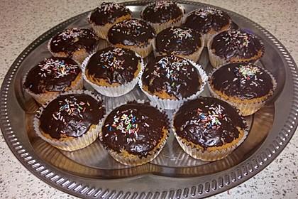 Schokoladen - Eierlikör - Muffins (Bild)
