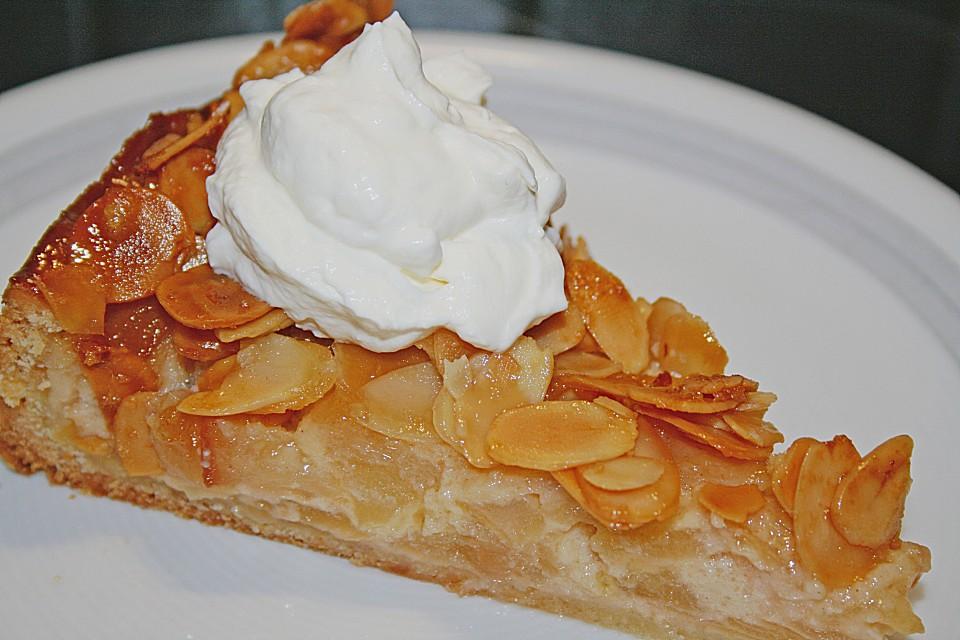 Apfel Bienenstich Torte Von Lissi61 Chefkoch De