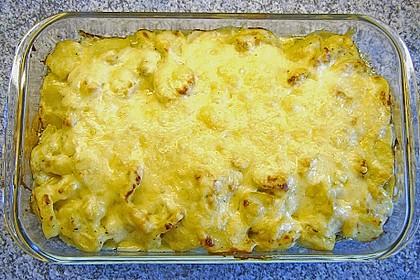 Bechamelkartoffeln 7
