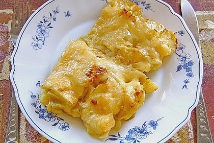Bechamelkartoffeln 5