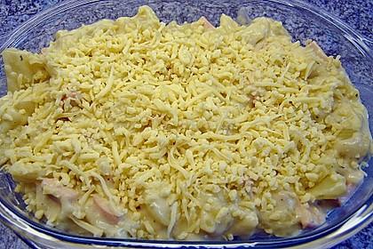 Bechamelkartoffeln 8