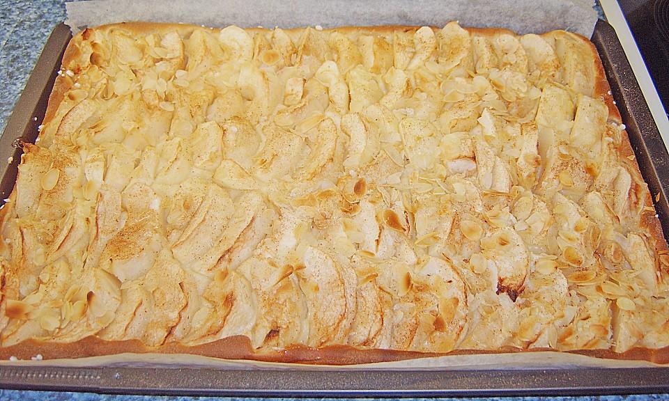 Apfelkuchen Vom Blech Von Madori Chefkoch De