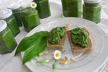 Bärlauch - Pesto