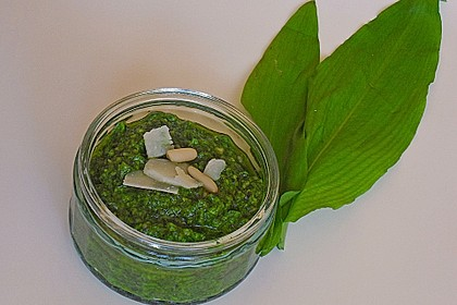 Bärlauch - Pesto 1